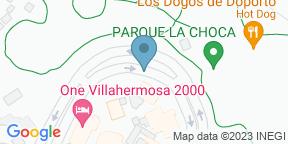 Google Map for Rodizio - Villahermosa