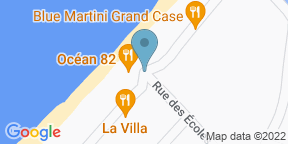 Google Map for Captain Frenchy by Fred