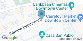 Google Map for SBG Kitchen