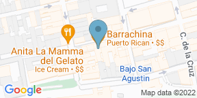 Google Map for Barrachina
