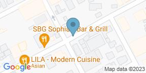 Google Map for SBG Santo Domingo