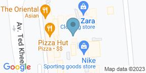 Google Map for SBG Punta Cana