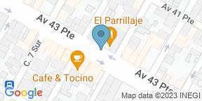 Mapa de Google para El Parrillaje - 43