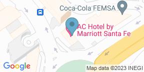 Google Map for Entre Fuegos - Santa Fe