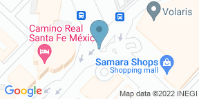 Google Map for Quattro - JW Marriott Sta Fe