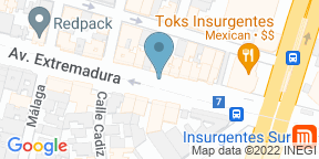 Mapa de Google para La Terraza del Patrón