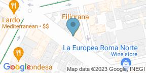 Mapa de Google para Filigrana