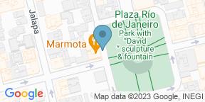 Mapa de Google para Marmota