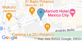 Mapa de Google para Au Pied de Cochon - Polanco