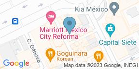 Mapa de Google para Xaman Bar