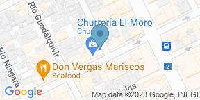 Google Map for Lerma 170 Cocina de Nostalgia