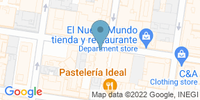 Google Map for Paxia