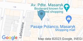 Mapa de Google para La Unica