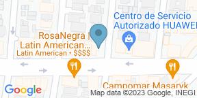 Mapa de Google para Taboo CDMX