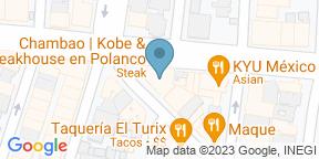 Mapa de Google para Chambao Polanco