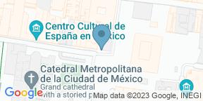 Google Map for La Casa de las Sirenas