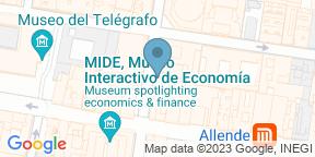 Google Map for Limosneros