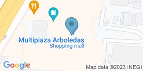Mapa de Google para Italianni´s - Arboledas