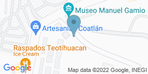 Google Map for La Gruta Teotihuacan