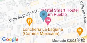Mapa de Google para Maresias