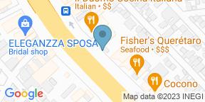 Mapa de Google para IL Duomo - Queretaro