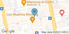 Mapa de Google para Makal