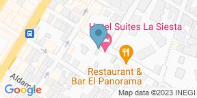 Mapa de Google para Si Señor Garden