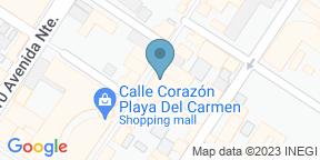 Google Map for Aldea Corazon