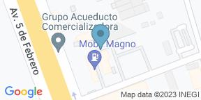 Mapa de Google para Asador Bacanora