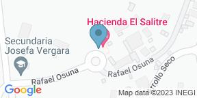 Mapa de Google para Hacienda El Salitre