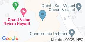 Google Map for Piaf at Grand Velas Riviera Nayarit