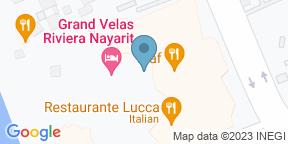 Google Map for Sen Lin at Grand Velas Riviera Nayarit