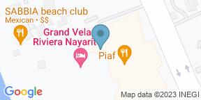 Google Map for Lucca at Grand Velas Riviera Nayarit