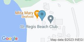 Google Map for Carolina - St. Regis Punta Mita