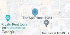 Mapa de Google para Andanza - Belmond Casa de Sierra Nevada