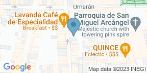 Mapa de Google para Bulla - San Miguel