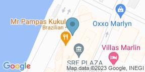 Mapa de Google para Ruth's Chris Steak House - Cancun