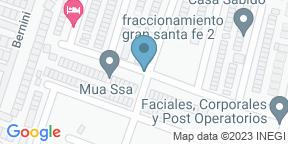 Google Map for The Culinary Center - The Ritz-Carlton Cancun