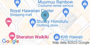 Google Map for Restaurant Suntory