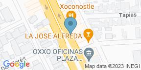 Google Map for Xoconostle