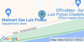 Mapa de Google para Wine Park