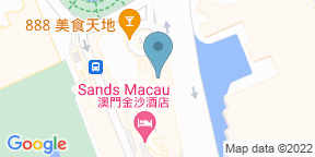 Google Map for Copa Steakhouse - Sands Macao