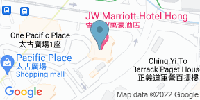 Google Map for Dim Sum Library - Admiralty HK