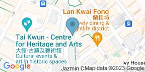 Google Map for Baan Thai