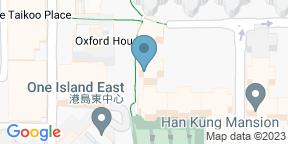 Google Map for Eiffel Bistro