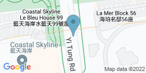 Google Map for 2F Yue  (Sheraton Chinese Restaurant)