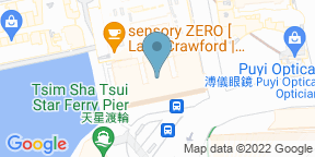 Google Map for Peking Garden Tsim Sha Tsui Star House