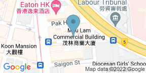 Google Map for Curry Leaf Indian Cuisine