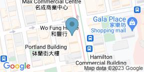 Google Map for Late Night Diner - Mongkok 深宵食堂-旺角