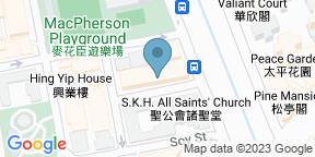 Google Map for Tsuki Izakaya 月.火鳳燒鳥